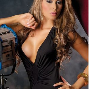 Sexy Lingerie - Body Pleasure - Dresscode Style - Sexy Tight Dress - Black - Tl01