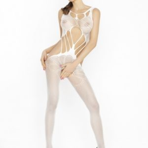 Passion Body Stockings – Wit – BS030