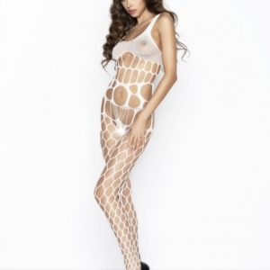 Passion Body Stockings – Wit – BS032
