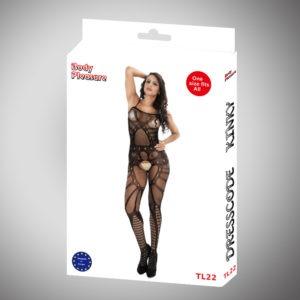 body pleasure tl22 black