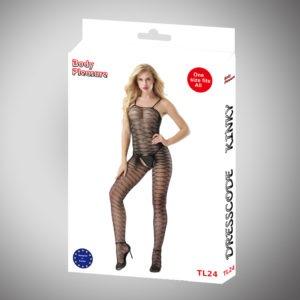 Body pleasure tl24 black