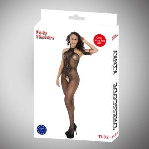 Body pleasure tl32 black