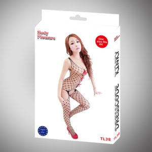 Body pleasure tl38 black