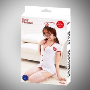 Body pleasure tl84 white