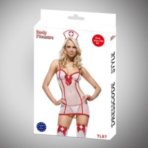 Body pleasure tl87 white/red