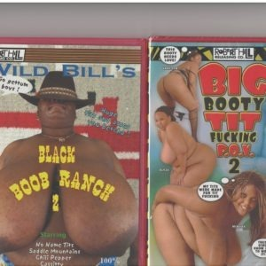 black boob ranch 2 pack