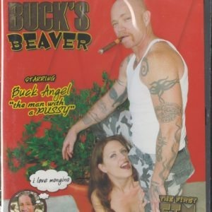 buck's beaver man with pussy
