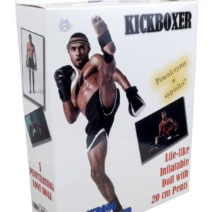 kickboxer male love doll