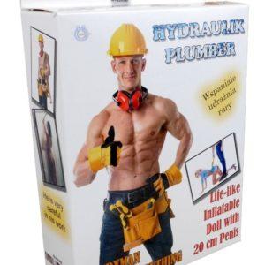 plumber male love doll