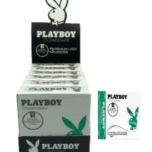 Playboy Display 6x3 pack 3 in 1