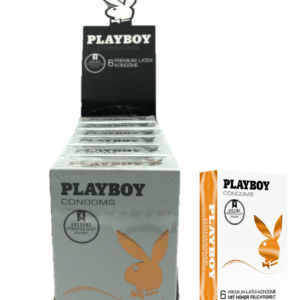 Playboy Display 6x6 pack Ultra Thin