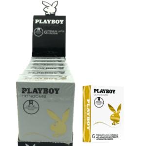 Playboy Display 6x6-pack Ultra Thin XL
