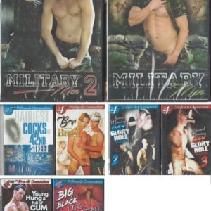 dvd french connection 8 titles gay