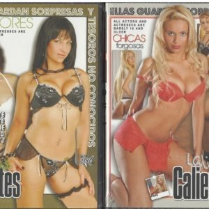 4 disc box calientes 2 pack