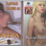 dvd agneta / kaviar babes 26