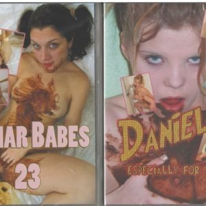 dvd kaviar babes 23 / daniela