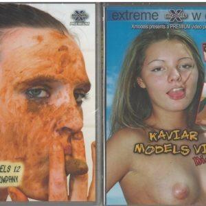 dvd kaviar models 11 & 12