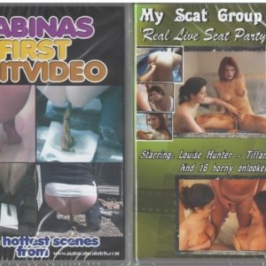 dvd sabinas shit video / my shit group orgy