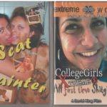 dvd scat painter college girl