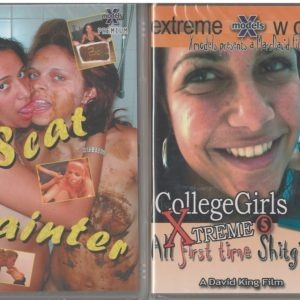 dvd scat painter college girl