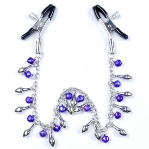 61-0001-0 nipple clamps