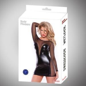 body pleasure - sexy dress - wetlook - tl121