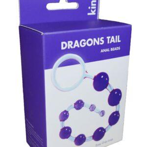 5-00243 DRAGON TAIL ANAL BEADS