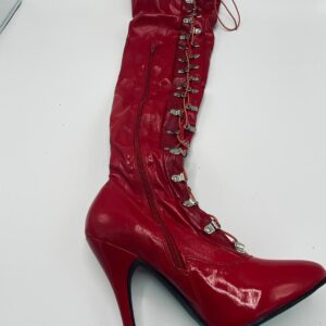 Sexy Red High heels Boots