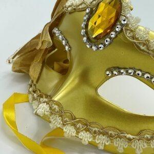 br205 gold mask