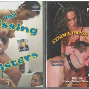 dvd real pissing