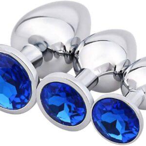br138 dark blue stone